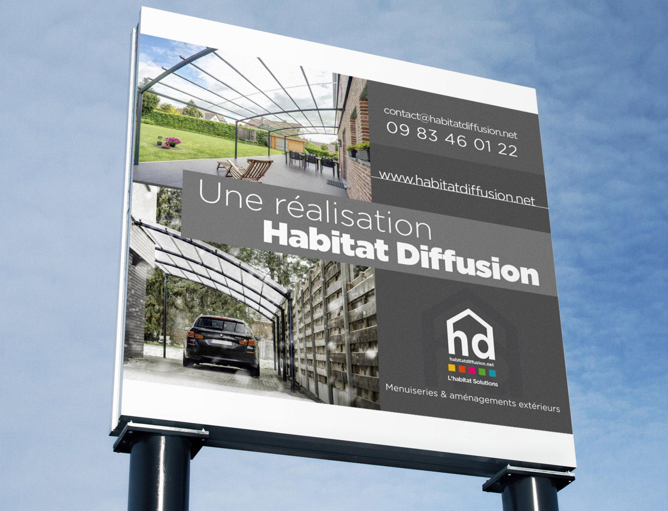 Habitat Diffusion